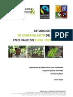 Impacto Del Comercio Justo en El Sector Bananero de Chira Piura Peru