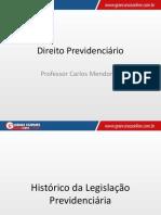Evolução Seguridade Social Brasil