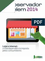 Observatório Cetelem -Lojas e Internet