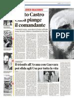 Fidel_La Citta Salerno - 27 Novembre 2016