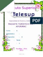 arequipa monografia