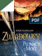 Flanagan John - Zwiadowcy 2 - Płonący Most