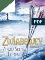 John Flanagan - Zwiadowcy 03 - Ziemia Skuta Lodem