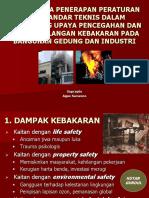 84821937 Peraturan Standar Ttg Kebakaran