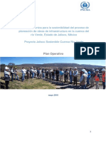 Plan Operativo Jalisco Sostenible Cuenca Rio Verde