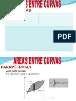 areas entre curvas