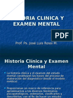 psiqhistoriaclinicayexamenmental-160621033813
