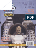 Doctor Who Magazine Summer Special 1993