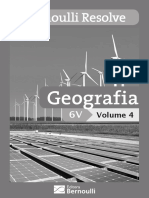 Bernoulli Resolve Geografia Volume 4