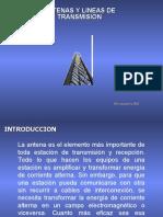 Antenas y Lineas de Trasnmision