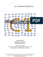 Mathematical Foundations of the Generalization of T-SNE and SNE for Arbitrary Divergences