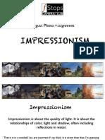 Impressionism Photo Techniques