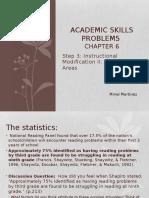 Academic Skills Problems