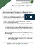 Edital Processo Seletivo 2016-2017