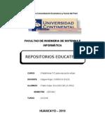 REPOSITORIOS EDUCATIVOS
