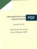 child protection workshop unbc 2015