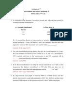 Assignment 7_Heat Treatment