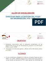 Expo Directiva Transparencia