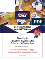 Brochure Informativa Master SIAT 2016