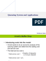 Queueing System and Applications II