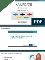 PQCNC Webinar Zika Clinical Aspects