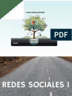 Curso Basico Redes Sociales 2014