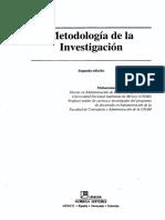 Metodologia de La Investigacion Namakforoosh
