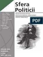 Sfera Politicii 184