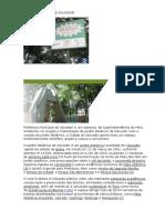 Areas de Preservação