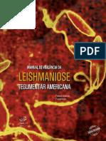 Manual Vigilancia Leishmaniose Tegumentar Americana 2edicao
