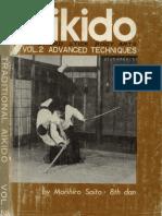 Traditional Aikido Vol2 Advanced Techniques
