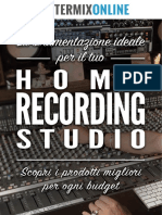 MASTERMIXONLINE eBook Home Studio