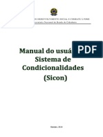 Manual Do Novo Sicon