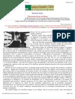 Trayectoria de un sociólogo_Pierre Bourdieu