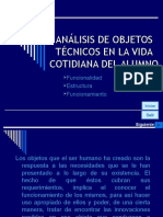 analisis de objetos tecnicos en la vida cotidiana.pps
