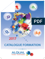 Catalogue Alqual 2017