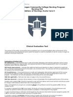 quinlyn clinical evaluation tool- fall term