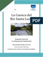 Segundo Parcial La Dimension Ambiental 2016 Micaela Rodriguez