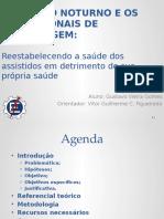 Apresentação Do Projeto Do TFG - Gustavo Vieira