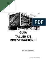 Guia Taller II Informe de Tesis