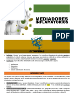Mediadores inflamatorios
