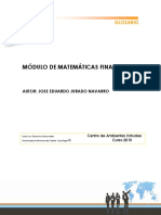 Glosario de matemáticas financiera