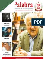 La Palabra. No. 277. Nov. 2016. Edición Especial