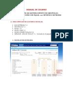 Manual Prolog Mysql Netbeans