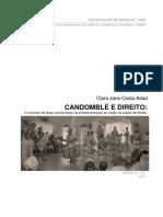 Candomblé e Direito