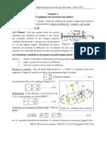 Chap4 MEF Structures Poutres