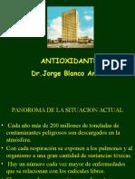 Antioxidantes en bioquimica
