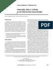 Estetoscopio, bata y corbata, y el riesgo de infecciones nosocomiales