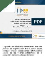 3RA WEB_PRUEBAS DE HIPOTESIS_INFERENCIA ESTADÍSTICA