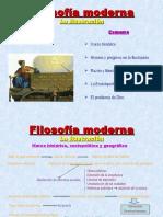 Filosofía Moderna 4 - Los Ilustrados